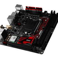 (Dijamin) MSI Z170I Gaming Pro AC (LGA1151, Z170A, DDR4)