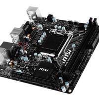(Diskon) MSI B150I Gaming Pro (Mini ITX) (LGA1151, B150, DDR4)