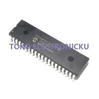 PIC16F877A-I/P PIC16F877A MCU 14KB 368 RAM 33 I/O DIP 40 Pin BB90
