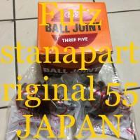 BALL JOINT BAWAH MERK 555 JAPAN ASLI MITSUBISHI KUDA / L300 SEPASANG
