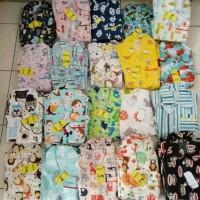 Promo piyama anak / baju tidur anak bahan katun catra dan berkualitas