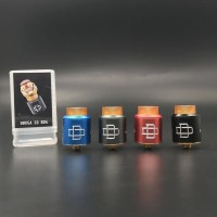 Druga RDA 22mm Plastic Box Premium Quality Clone Atomizer Vape Vapor