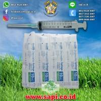 Syringe/Spuit/Spet 10ml Onemed Disposable