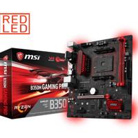 Motherboard MSI B350M Gaming Pro AM4,DDR4,SATA3 Murah