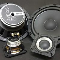 Avexis FU6s + SB65 W/o crossover