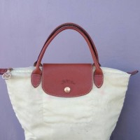 Sale preloved tas original longchamp bag 100% seken bekas