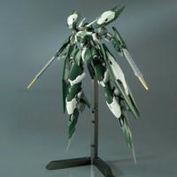 Bandai HG 1/144 Gundam Reginlaze Julia + stand base, seri barbatos