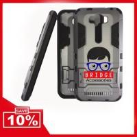 Casing Case Asus Zenfone 2 Laser 5 Ze500Kl / Ze500Kg Ironman (Armor