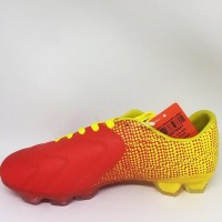 Hello Sepatu Bola Specs Original Equinox Fg Emperor Red Yellow New