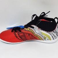 Hello Sepatu Futsal Specs Original Heritage In Emperor Red/Black/ Gold