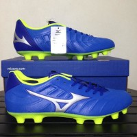 Terbaru Sepatu Bola Mizuno Rebula V3 Strong Blue P1Ga188503 Original