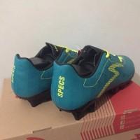 Terbaru Sepatu Bola Specs Quark Fg Tosca Solar Slime 100805 Original