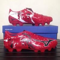 Terbaru Sepatu Bola Mizuno Ryuou Md Chinese Red P1Ga189009 Original