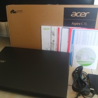 laptop Acer E5-575G Core i7 skylake Ram 8GB Nvidia 940MX 2GB Lengkap