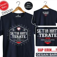Atasan/Kaos/T-Shirt/PSHT  PERSAUDARAAN SETIA HATI TERATE