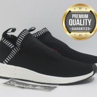 Sepatu Adidas NMD CS2 Black Core Pink/Black White - Premium Quality