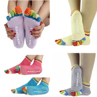 Kaos Kaki Yoga / Kaos Kaki Anti Slip / Yoga Socks