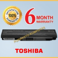 Baterai Laptop Toshiba Satellite U300 U305 Equium A100 U300