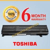 Baterai TOSHIBA Satellite A80 A85 A100 A105 A130 A135