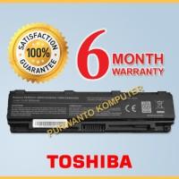 Baterai Laptop TOSHIBA Satellite C40-A C50-A C800 C805 C840