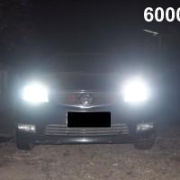 Bohlam Lampu HID H27 Tuner Autovision 35W Original Garansi 1 thn - Putih