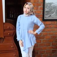 Macau top baju murah baju kekinian tanah abang mutah wanita ulang