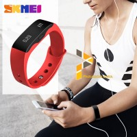 Smart watch Smartband SKMEI L28T Original bukan Xiaomi Mi Band RED