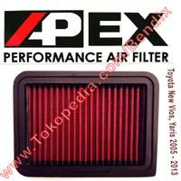 Filter Udara Yaris 2005-2013 Apex Racing Filter