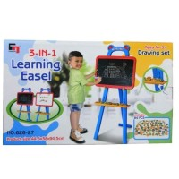 Mainan Anak LEARNING EASEL / PAPAN TULIS 3 IN 1