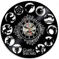 aksesoris rumah jam dinding game of thrones. souvenir hadiah koleksi