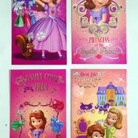 Angpao imlek netral princess sofia panjang LIMITED EDITION