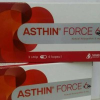 Asthin force 6 mg