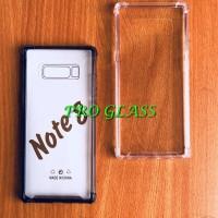 Samsung Note 8 Anticrack / Anti Crack / ACRYLIC Case Premium Quality