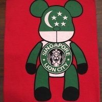 New T shirt Singapore size XL