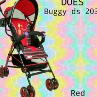 Stroller Bayi Baby Does Buggy 203 Red