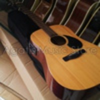 (Sale) Gitar Akustik Elektrik greg bennet GD50 original samick