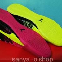 WE135/Sepatu Futsal Puma Evopower Tricks Pink Volt
