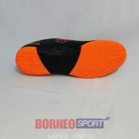 WE238/SEPATU FUTSAL KELME - KELME STAR 9 Black Orange