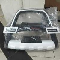 Tanduk depan mobil Datsun Go ultimate sportivo led