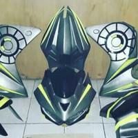 full fairing vixion dan cb150r new  old cb150r model ninja & cbr250rr