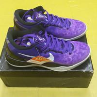 Sepatu Basket Nike Kobe 8 Purple size 42