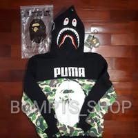 Hoodie Bape X Puma Mirror 1:1 Quality with ori