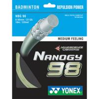 Senar Badminton Yonex Nanogy 98 Badminton String