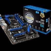 BEST SELLER TERMURAH Gigabyte GA AB350 GAMING 3 Socket AM4 DDR4