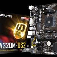 BEST SELLER TERMURAH Gigabyte GA A320M DS2 Socket AM4 DDR4