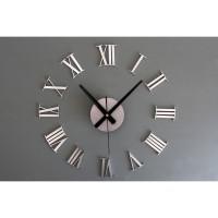 DIY Giant Wall Clock 30-60cm Diameter  / Jam Dinding