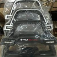 Tanduk depan Mobil Datsun Go Led sportivo ultimate Hitam