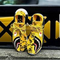 Adidas Human Race NMD Pharrell Williams x Bape Premium