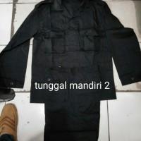 baju PDL hitam