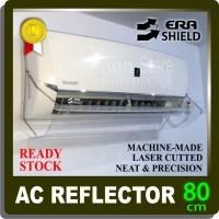 Air reflector / reflektor angin AC / talang AC - Era Shield 80cm